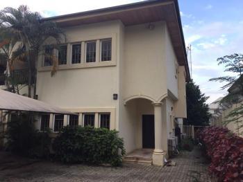 Super Class 4- Bedroom Semi-detached Duplex with 3 Rooms Bq, Off Ibrahim Babangida Boulevard, Maitama District, Abuja, Semi-detached Duplex for Rent