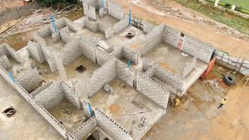 Luxury 5 Bedroom Terraced, Patrick Yakowa Katampe Extension Diplomatic Enclave, Katampe, Abuja, Terraced Duplex for Sale