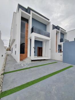 Brand New Luxury 4 Bedroom Detached  Duplex  with Bq in Estate at Agungi Lekki Lagos Off Lekki Epe Expressway, Agungi, Lekki, Lagos, Detached Duplex for Sale