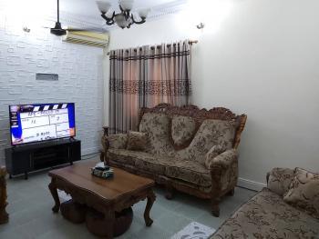 3 Bedroom Terraced Duplex, Off James Robertson, Surulere, Lagos, Terraced Duplex Short Let