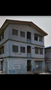 Residential/commercial Building, Ondo Street, Ebute Metta West, Yaba, Lagos, Plaza / Complex / Mall for Sale