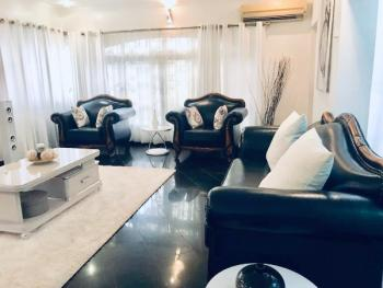 Fully Furnished & Serviced 2 Bedroom Terrace with Two Sitting Rooms, 3rd Avenue, Banana Island, Ikoyi, Lagos, Terraced Duplex Short Let