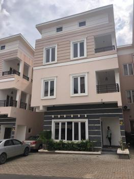 a Nicely Finished Terraced Duplex in a Cozy Environment, Fitted with Air-conditioning, Guzape District, Abuja, Terraced Duplex for Sale