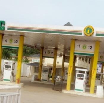 a 6 Tanks and 16 Pumps Filling Station, Metropolis, Ado-ekiti, Ekiti, Filling Station for Sale