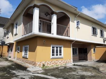 Magnificent and Well Located 4 Bedroom Duplex, Tombia Extension, Gra Phase 3, Port Harcourt, Rivers, Semi-detached Duplex for Rent