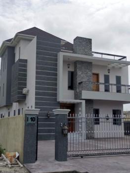 4 Bedroom Fully Detached House with Bq, Pinnock Beach Estate, Osapa, Lekki, Lagos, Detached Duplex for Sale