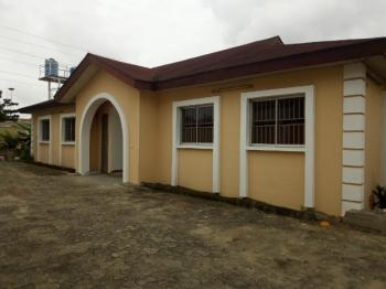 a 4 Bedroom Semi Detached Bungalow with 2 Rooms Boys Quater, Royal Palm Drive, Osborne Phase 2, Ikoyi, Lagos, Semi-detached Bungalow for Rent