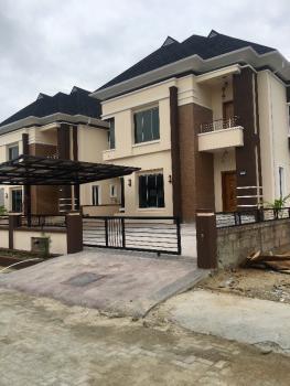 Tastefully Built 5 Bedroom Full Detached Duplex +1 Bedroom Bq and Swimming Pool in a Well Secured Estate, Lekki County, Lekki Expressway, Lekki, Lagos, Detached Duplex for Sale