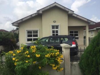 Spacious 4 Bedroom Bungalow with a Room Bq, Napier Garden Estate, Lekki Phase 2, Lekki, Lagos, Detached Bungalow for Sale