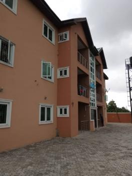 Newly Built 3 Bedroom Flat at Mobil Road, Off Mobil Road,, Ilaje, Ajah, Lagos, Flat for Rent