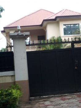 5 Bedroom Duplex with 2 Rooms Bq, Off Ademola Adetunkunbo Close to Ap Plaza, Wuse 2, Abuja, Detached Duplex for Rent