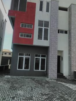 Tastefully Finished Newly Built 4 Bedroom Semi Detached House with a Room Bq., at 3rd Roundabout, Jakande, Lekki, Lagos, Semi-detached Duplex for Sale