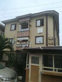Block of Flats with 2 Nos of 3 Bedroom, 5 Nos of 2 Bedroom, 3 Nos of 1bedroom N a Room Self Contained for Sale, Oke-ira Ogba, Ikeja, Lagos, Block of Flats for Sale