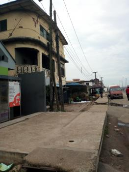2 Storey Building, Jibowu Main Bustop Beside Guinea Insurance., Yaba, Lagos, Commercial Land for Sale