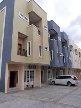 Luxury and Fully Furnished 5 Bedroom Terraced Duplex with T.vs, a.cs, Akora Villas Estate, Adeniyi Jones, Ikeja, Lagos, Terraced Duplex for Sale