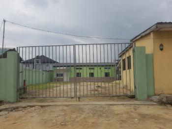 Factory with a Room and Palor, Plot 8 Prince Abiola Kosovo Close, Off Oba Sekunmade Road, Ebute, Ikorodu, Lagos, Factory for Sale