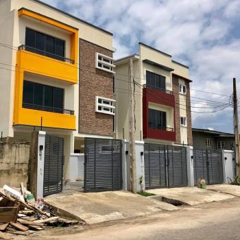 Exotic 4 Bedroom Semi-detached Duplex with a Room Bq, Off Adeniyi Jones Ave, Ikeja, Lagos, Semi-detached Duplex for Sale