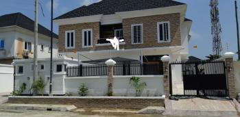 Newly Built Exquisite 5 Bedroom Duplex with a 2 Room Bq, Osapa, Lekki, Lagos, Detached Duplex for Sale