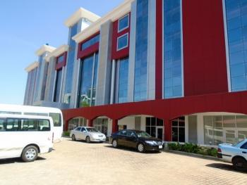 a Serviced Commercial Complex with Minimum Lettable Space of 500sqm., Central Area, Central Business District, Abuja, Office Space for Rent