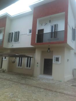 Brand New 4 Bedroom Terrance Duplex with Swimming Pool, Orchid Road, Lekki Phase 1, Lekki, Lagos, Terraced Duplex for Rent