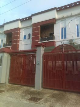 Spacious 4 Bedroom Serviced Terraced Duplex with Bq, Orchid Road, Lekki Phase 2, Lekki, Lagos, Terraced Duplex for Rent