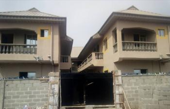 Newly Built Executive Mini Flats Up and Down with 2 Toilets, All Fenced and Gated, Close to General Hospital, Isolo, Lagos, Mini Flat for Rent