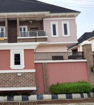 for Sale New 4 Bedroom Semi Detached Duplex with Bq and Solar Inverter. @agungi  Lekki Lagos, Agungi, Lekki, Lagos, Semi-detached Duplex for Sale