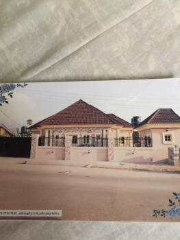 Three Units of 2 Bedrooms and a Unit of One Bedroom Bungalow, Lugbe District, Abuja, House for Sale