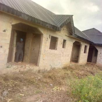 2 Bedroom Flat Bungalow & 2 Room & Palour Self Contains Both Roofed, Falokun Or Eruku, Oko Afo, Badagry, Lagos, Detached Bungalow for Sale