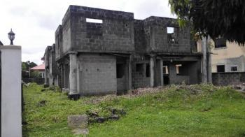 an Uncompleted 4 Bedroom Semi-detached Duplex, Crown Estate, Ajah, Lagos, Semi-detached Duplex for Sale