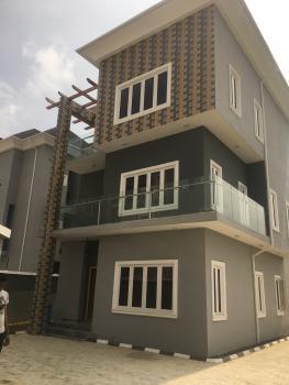 Lovely 4 Bedroom Duplex with Bq, Ilasan, Lekki, Lagos, Detached Duplex for Rent
