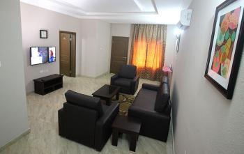 2 Bedroom Furnished Apartment, Off Ebitu Ukiwe Street, Jabi, Abuja, Flat Short Let