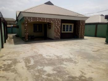 a Well Built 4 Bedroom Fully Detached Bungalow, Off Johanthan Coker, Fagba Axis, Off Iju Road, Iju-ishaga, Agege, Lagos, Detached Bungalow for Sale