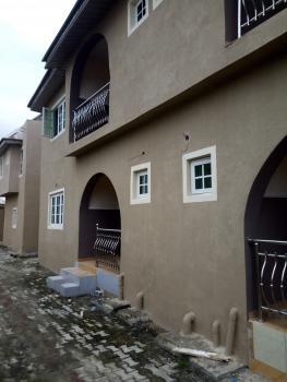 Exeptionary Newly Renovated All Rooms  Ensuite 2 Bedroom Duplex, Abraham Adesanya Estate, Ajah, Lagos, Semi-detached Duplex for Rent