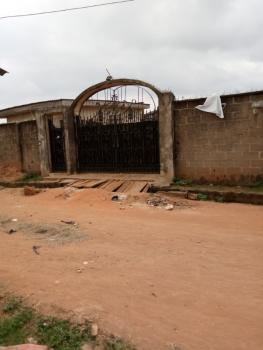5 Bedroom Bungalow on 2 Plots of Land, Odochiya Street, Akute, Ifo, Ogun, Detached Bungalow for Sale