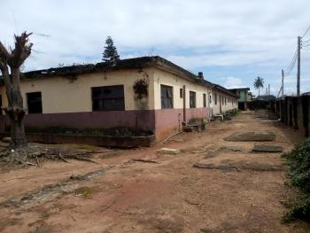 Demolishable House on About 5 Plot of Land, Egbeda, Alimosho, Lagos, Mixed-use Land for Sale