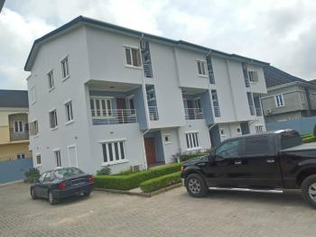 Luxury and Serviced 4 Bedroom Terraced House with a Room Bq, Off Lekki County Road, Ikota Villa Estate, Lekki, Lagos, Terraced Duplex for Rent