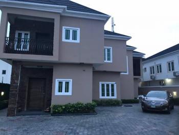Luxury 5 Bedroom with 3 Rooms Bq, Durosimi Etti, Lekki Phase 1, Lekki, Lagos, Semi-detached Duplex for Sale