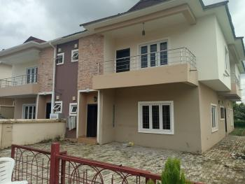 a Solidly Finished 4 Bedroom House Within a Standard Estate Environment, Off Cedacrest Hospital, Apo, Abuja, Semi-detached Duplex for Sale