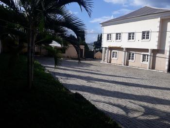 4 Bedrooms Semi Detached Duplex with 3 Rooms Boys Quarters & Gate House, Off Ahmadu Bello Way Near Mr Biggs, Gwarinpa Estate, Gwarinpa, Abuja, Office Space for Rent