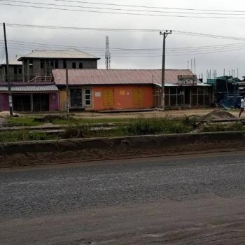 Shop Facing The Express, Sangotedo, Ajah, Lagos, Shop for Rent