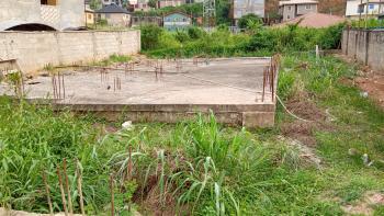 Half Plot of Land Measuring 370sqm, William Estate Oke-ira, Ogba, Ikeja, Lagos, Residential Land for Sale