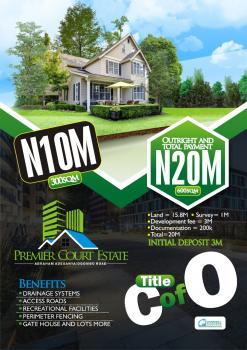 Residential Land, Abraham Adesanya Estate, Ajah, Lagos, Mixed-use Land for Sale