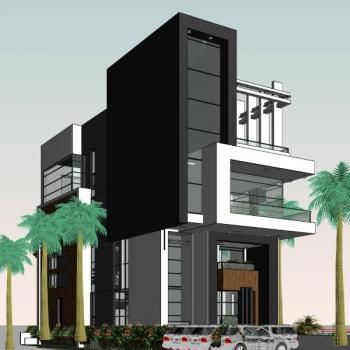Off-plan 2 Units of 5-bedroom Detached House, Old Ikoyi, Ikoyi, Lagos, Detached Duplex for Sale