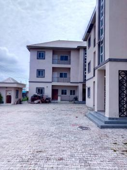 Newly Built 10nos of Luxury 2 Bedroom Flats with All Rooms En Suite with Floor Tiles and Modern Amenities and Fittings, Airport Road, Lugbe District, Abuja, Block of Flats for Sale
