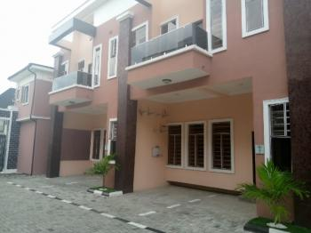 Tastefully Finished 4 Bedroom Terraced Duplex, Chevron Alternative, Chevy View Estate, Lekki, Lagos, Detached Duplex for Sale