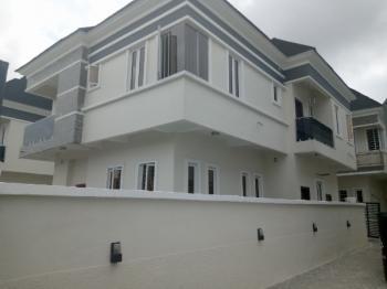 Executive 5 Bedroom Fully Detached Duplex with a Room Bq, Osapa London, Lekki, Lagos, Detached Duplex for Sale
