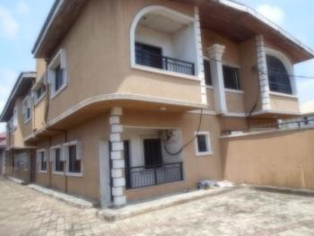 5 Bedrooms Semi-detached Houses + 1 Room Bq, Off Raji Rasaki Street, Amuwo Odofin, Isolo, Lagos, Semi-detached Duplex for Rent