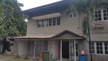 Solid 4 Bedroom Semi-detached Duplex with 2 Bedroom Servants Quarters, All Rooms Ensuite, Gabaro Close, Victoria Island (vi), Lagos, Semi-detached Duplex for Sale