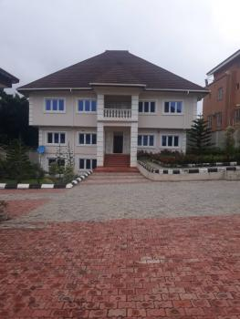 5 Bedrooms Fully Detached Duplex with 2 Bedroom Guest Chalet and Servant Quarters, Maitama District, Abuja, Detached Duplex for Rent